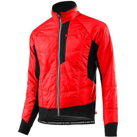 Löffler Iso-Primaloft Mix Bike Jacket Men red